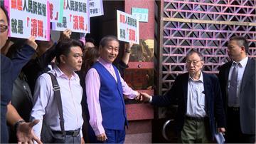 不告蘇貞昌了! 張安樂告法務部「縱容民進黨組織犯罪」
