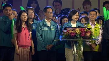 為李昆澤站台 蔡總統:高雄沒市長但有蔡英文