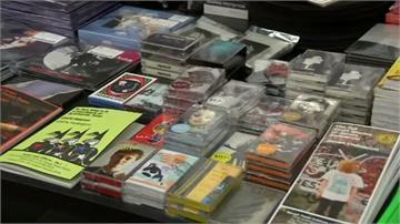 唱片行大吹懷舊風!卡帶銷量創15年來紀錄