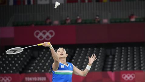 東奧/戴資穎摘下台灣奧運羽球女單首面銀牌 蘇貞昌大讚:再次給我們一場頂尖對決!
