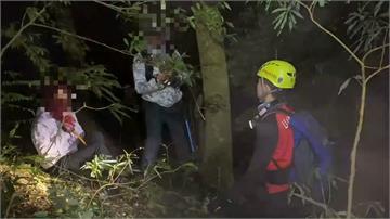 登鳥嘴山迷失方向 2名山友靠手機定位獲救