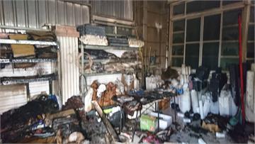 快新聞/嘉義太保民宅火警 一男葬身車庫被燒成焦屍