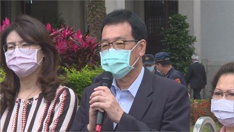快新聞/與吳釗燮會面談謝長廷不回台 國民黨轟:用盡理由沒有誠意