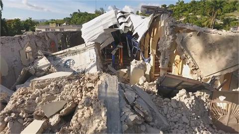 海地強震重創釀724死 又面臨熱帶風暴來勢洶洶