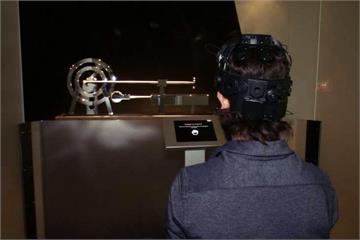 念力隔空取物不是夢?瑞士發明「腦波訓練儀」