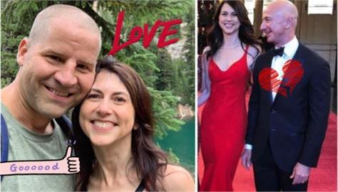 貝佐斯前妻麥肯琪史考特 偕第2任丈夫狂贈27億美元286組織受惠