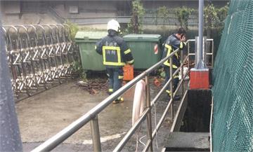 快新聞/北市水利處員工「視察抽水站」落水失蹤 尋獲時已無生命跡象