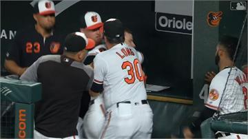 MLB/金鶯最高薪打擊持續低迷 戴維斯與總教練爆衝突