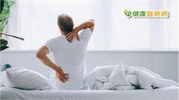6旬男腰痠背痛好不了 就醫驚見致命腹主動脈瘤