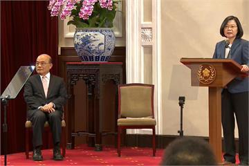 快新聞/11月最新民調:蔡英文滿意度小跌、蘇內閣跌5%是警訊