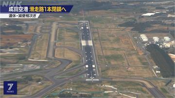 疫情升溫航班銳減!成田機場將關閉一條跑道