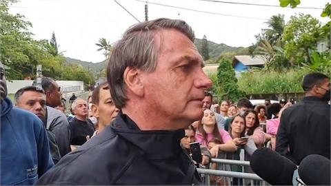 巴西參院控總統抗「疫」不力 將公布調查報告