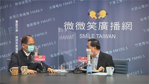 游錫堃:請酈英傑向美國建議 中國若續挑釁就承認跟台灣建交