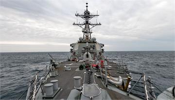 快新聞/昨中國遼寧號穿過巴士海峽 今美軍艦航經台海