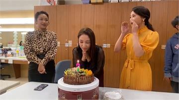 看不出來!張家瑋拍戲度32歲生日 「這個願望」讓劇組人員全動容