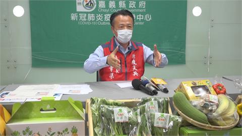 翁章梁直播推蔬菜箱籲團結對抗病毒 團膳業喊苦!網友整理網購蔬果箱清單