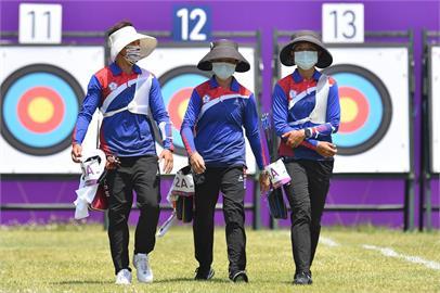 東奧/台灣女子團體射箭首戰失準!里約奧運曾奪銅6:2遭德國淘汰