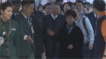 洪秀柱搶赴中國參加論壇綠委:成為中國大內宣將傷害國民黨