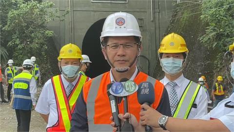 快新聞/東正線4/19恢復通車 台鐵局證實林佳龍親搭首班車