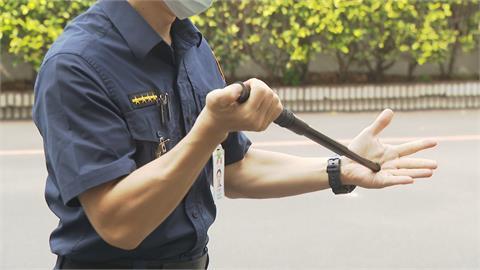 警棍沒那麼簡單!「破窗尾蓋」常用在關鍵時刻