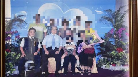 北屯家族群聚21人確診 染疫筍農夫妻相繼走了! 子女視訊淚別
