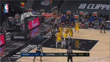 雷納德34分助快艇7連勝 並列NBA全聯盟第一