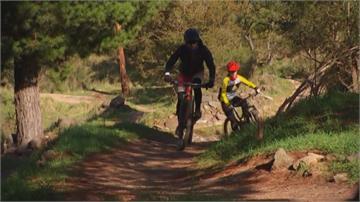 山路自行車道聞名  塔斯馬尼亞經濟與生態拔河