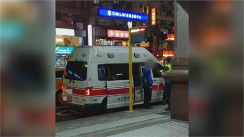 醉漢把救護車當公車!沒錢搭公車竟打119叫救護車