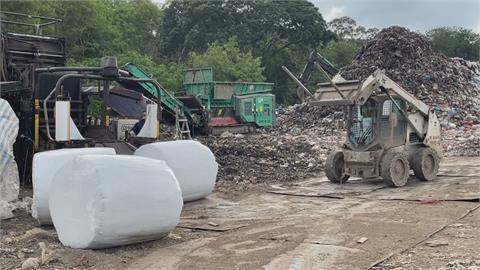 集水區上游垃圾堆積臭到受不了 南投市長喊話中央盼建焚化爐