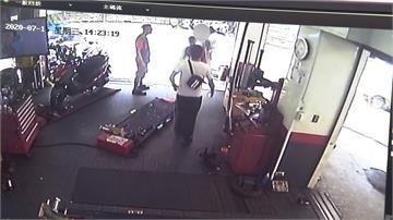 到機車行試車變偷車 少年遭逮稱:忘了還