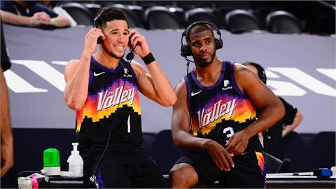 NBA/一等11年!加盟1年就讓太陽重返季後賽 神控衛保羅功不可沒
