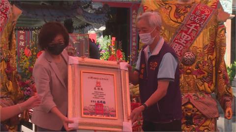 全國首例 台東縣政府捐贈2億元土地「給媽祖」