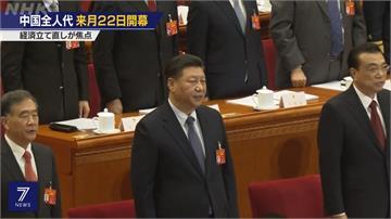 對防疫有信心?中國人大會議擬5/22於北京召開