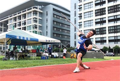 快新聞/好消息! 台灣標槍國手黃士峰85.03公尺達東奧參賽標準