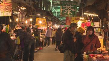 受染疫足跡影響生意 黃適卓到南門市場相挺