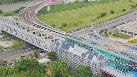 節省雙北通勤15到20分鐘 安坑輕軌預定明年年底通車