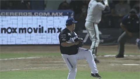 48歲「阿公級」投手柯隆 墨國聯盟先發5場奪3勝1敗