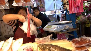 過年物價漲 魚蝦漲1到兩成、雞蛋仍缺貨