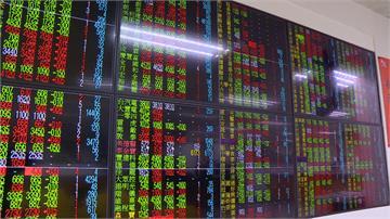 國安基金退場股匯不同調 !台股早盤跌近百點 新台幣大漲2.84角