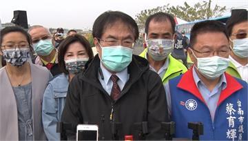 快新聞/批中國下台灣鳳梨禁令是「政治決定」 黃偉哲:中國才是介殼蟲疫區