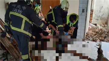 施工出意外!職棒選手林威廷父親 遭倒塌磚牆重壓身亡