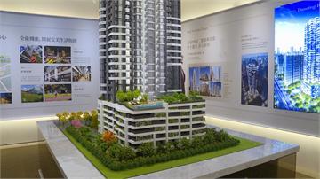 板橋江子翠全新建案 垂直綠化設計結合禪學