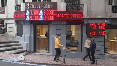 土耳其總統突撤央行總裁…新里拉開市一度崩跌17% 證券交易兩度融斷