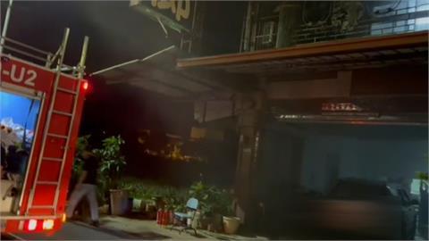 嘉義大林社區縱火案 男燒自家4人一度受困