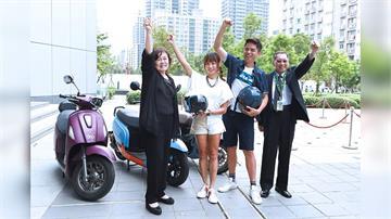 《Go Go Taiwan》段慧琳人生首次挑戰48小時電動機車環島 艾瑞克不會騎車被交付更重要任務