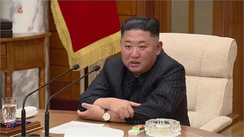 金正恩主持軍事會議 要求維持北朝鮮高度警戒