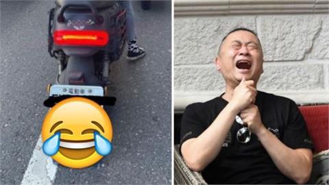 最強阿公邰智源的1日新職業?化身「擋泥板男神」粉絲路上求偶遇!