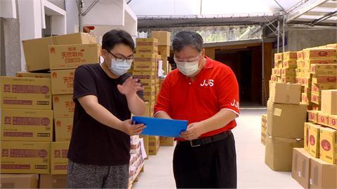 「先吃飽再說」 暖里長募逾5百萬 送食物包助弱勢團體