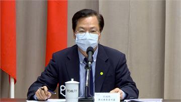 IMF估台灣GDP下修為-4% 政委龔明鑫:不可能的事