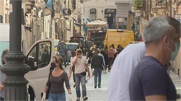 快新聞/法國新增30621人確診 創單日破3萬人紀錄